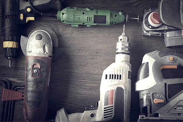 Verktyg och maskiner